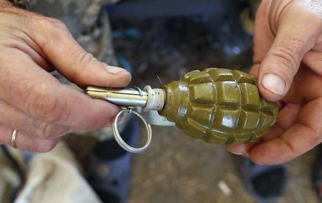 В дом киевского бизнесмена бросили гранату