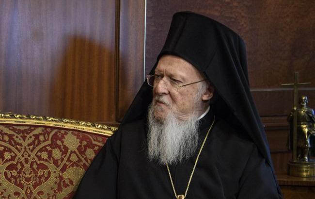 Сербська церква просить Варфоломія не давати томос Україні