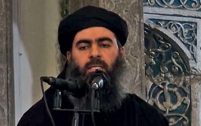 Фото: лідер ІДІЛ погрожує силам антитерористичної коаліції у Іраку