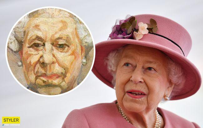"""В день рождения Елизаветы II показали ее лучший и """"самый ненавистный"""" портреты"""