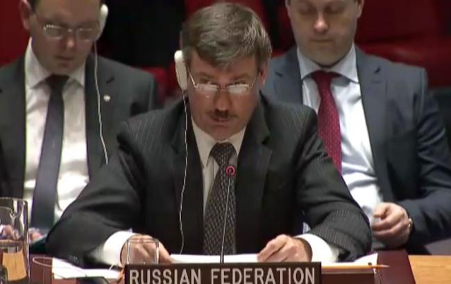 Россия назначила нового постпреда при ООН вместо Чуркина
