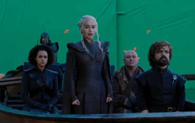 HBO запустив серіал про зйомки Гри престолів
