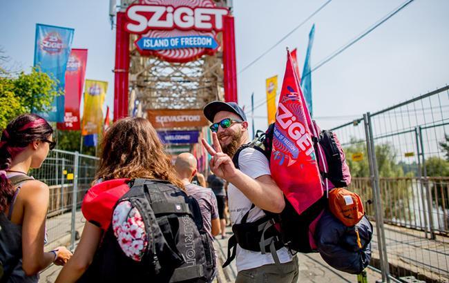 Sziget (фото: прес-служба фестивалю)