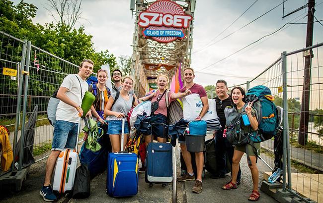 Семь дней на острове: 10 лайфхаков Sziget