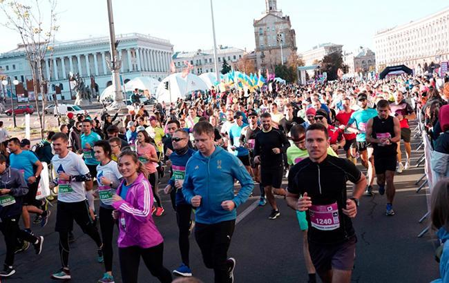 9th Wizz Air Kyiv City Marathon (фото: прес-служба марафону)