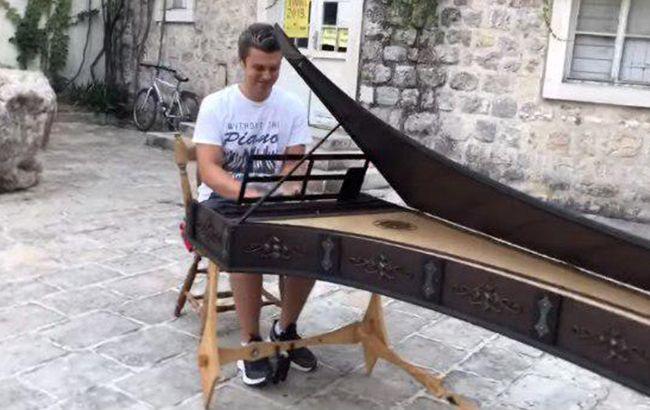 Композитор Евгений Хмара удивил новым звучанием гимна Украины