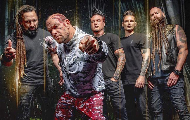 Five Finger Death Punch (фото: instagram.com/5fdp)