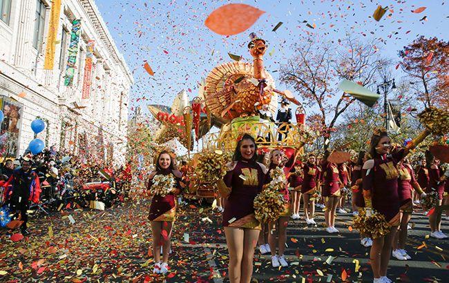 В Украине впервые пройдет Новогодний парад