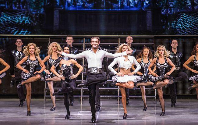 Lord of The Dance в Києві (фото: прес-служба)