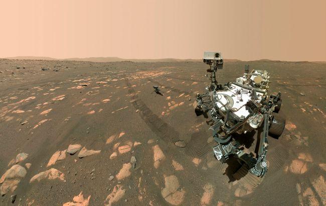 Марсоход Perseverance отправился к месту проведения своей первой научной миссии