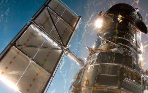 Космічний телескоп Hubble вийшов з ладу: що сталося