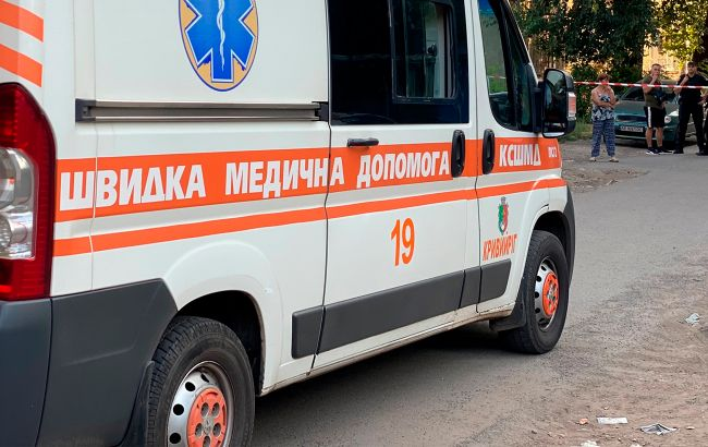 Трое полицейских пострадали в результате взрыва гранаты в Кривом Роге