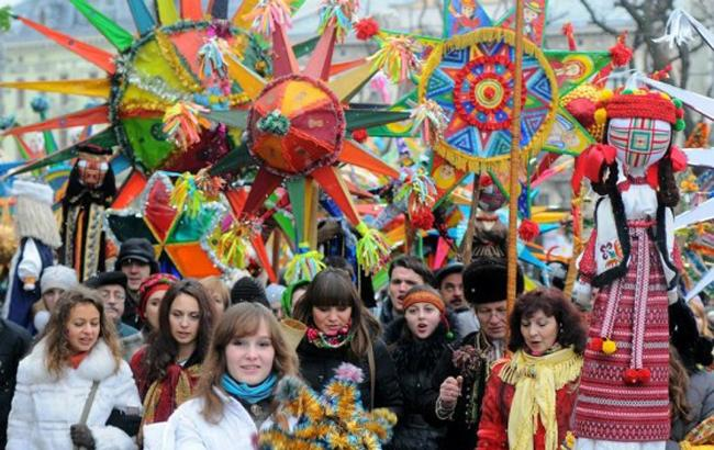 """Фото: """"Щедрик"""" - найпопулярніша різдвяна пісня в світі (inforesist.org)"""