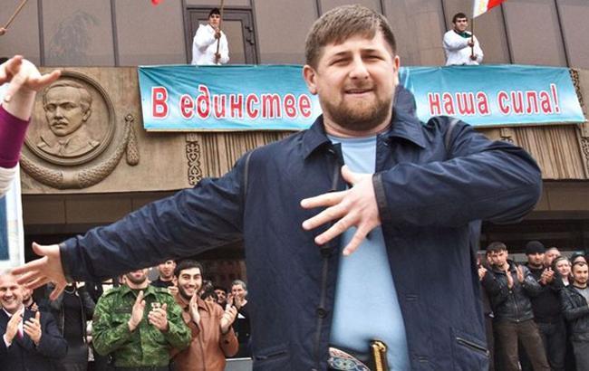 Фото: Рамзан Кадыров (Публицист.ru)