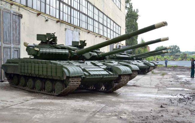 Фото: Українські танки (ukroboronprom.com.ua)