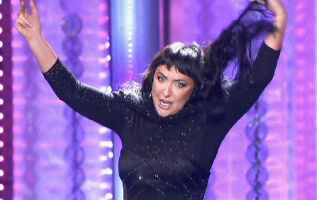 Фото: Співачка Лоліта ((Скріншот з відео/YouTube/Лоліта Мілявська)
