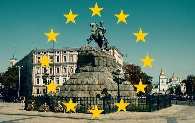 Опублікована карта грошових вимог ЄС (Колаж РБК-Україна)