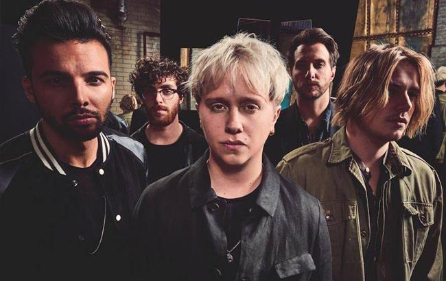 Фото: Nothing But Thieves (facebook.com/NothingButThieves)