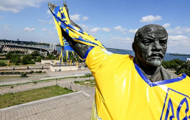 У Запоріжжі на гроші від продажу бронзового Леніна хочуть встановити пам'ятник героям АТО