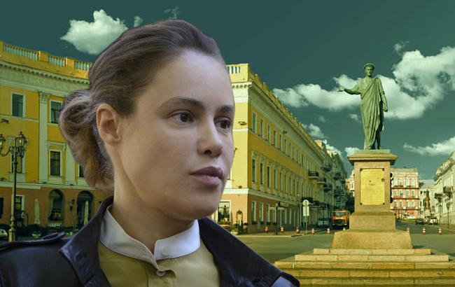 """В Одесі нардепа перетворили в """"зеленого чоловічка"""""""