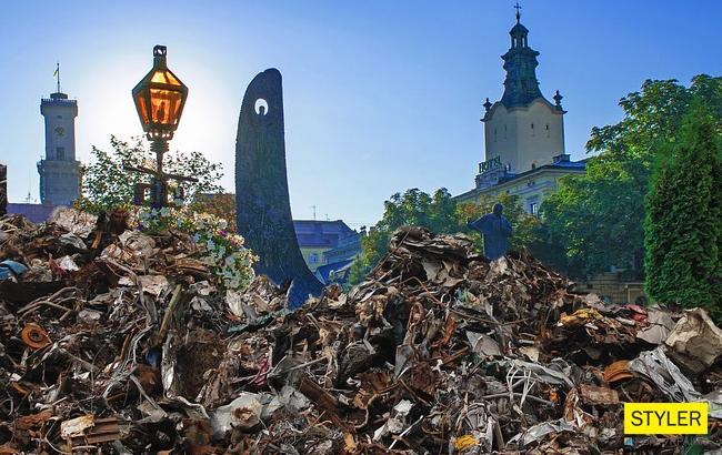 Львів можуть офіційно оголосити зоною надзвичайної екологічної ситуації
