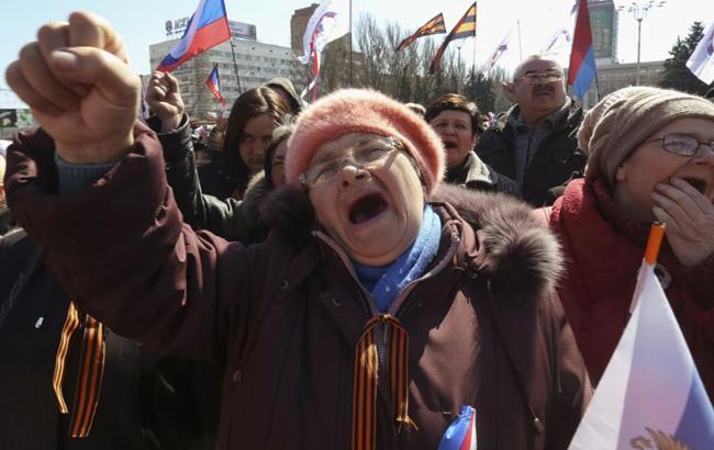 """Фото: ЗМІ """"молодої республіки"""" знову осоромилися"""