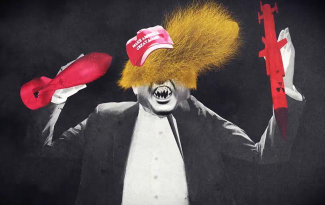 Лучшая панк-группа в истории музыки выпустила скандальный клип о Трампе