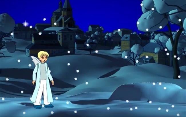 Украинские звезды озвучили мультфильм про Крещение