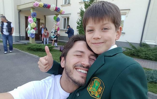 Сын Сергея Притулы попал в больницу после празднования дня рождения