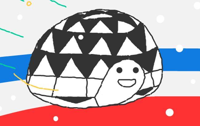 Гугл присвятив дудл другому дню зимової Олімпіади