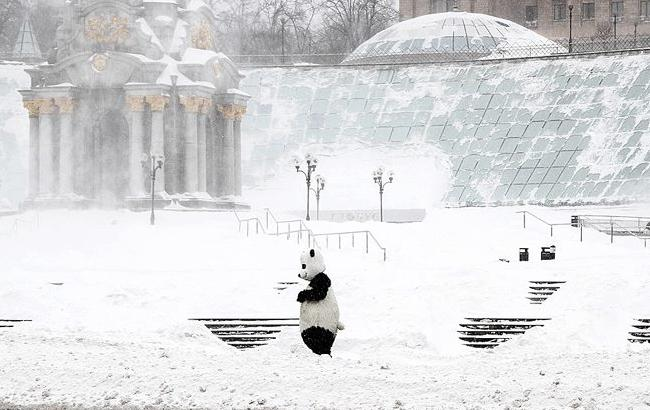 Киев в марте 2013-го (фото: facebook.com/serg.bazilic)
