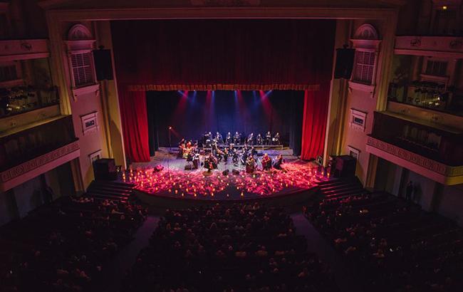 Музика з фільмів про кохання (фото: прес-служба Svitlo Concert)