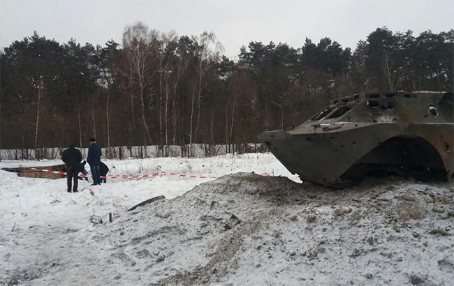 Фото: Военная прокуратура назвала причины гибели пограничника (vpzhr.gp.gov.ua)