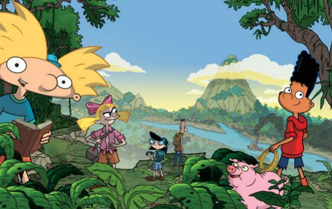 """В сети появился первый трейлер фильма """"Эй, Арнольд: Фильм о джунглях"""""""