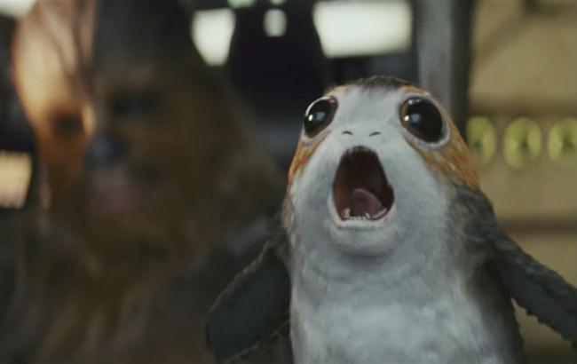 """В сети появился трейлер новой части """"Звездных войн"""""""