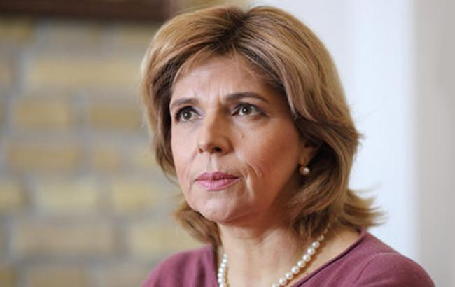 Богомолець: Ганна Турчинова не побоялася висловити свою повагу до родинних цінностей