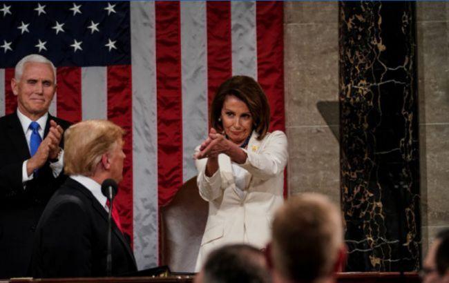 Вандалы атаковали дом спикера Конгресса США
