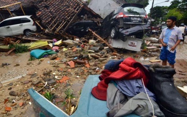 Цунами в Индонезии: МИД советует воздержаться от поездок в страну