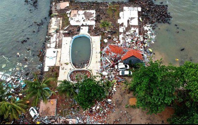 Кількість жертв цунамі в Індонезії перевищила 220