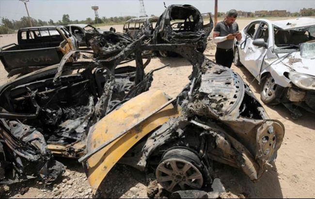 В Ираке в результате двух терактов погибли 4 человека