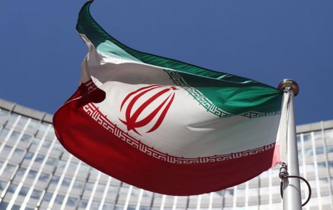 Фото: флаг Ирана