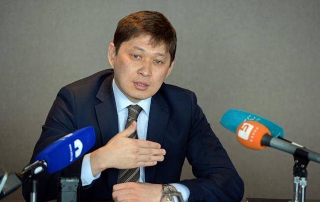 Фото: замруководителя АП Киргизии Сапар Исаков