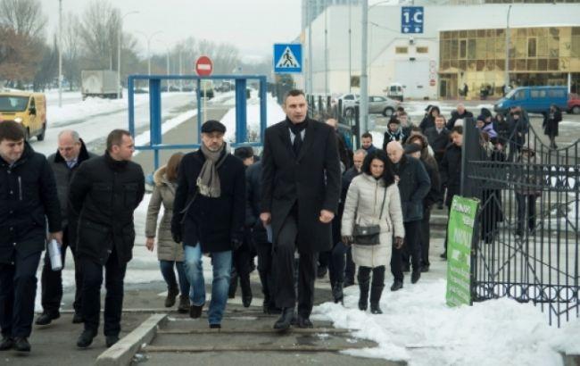 Кличко требует назначить гендиректора НТКУ из-за Евровидения