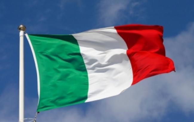 Фото: флаг Италии