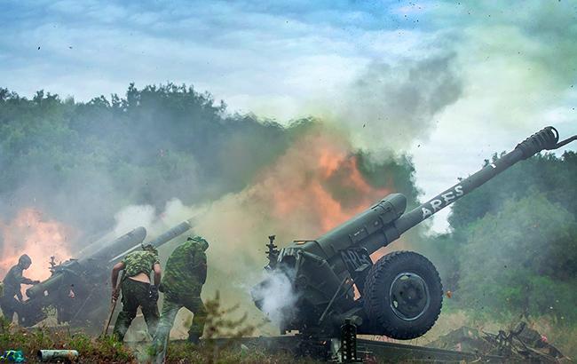 Бойовики зірвали розведення сил у Станиці Луганській, - штаб