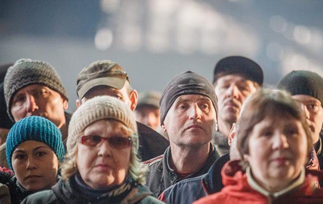 Фото: Люди на Донбасі (Ігор Іванов facebook)