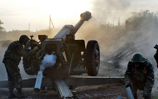 За сутки на Донбассе боевики 71 раз открыли огонь по украинским позициям, - штаб АТО