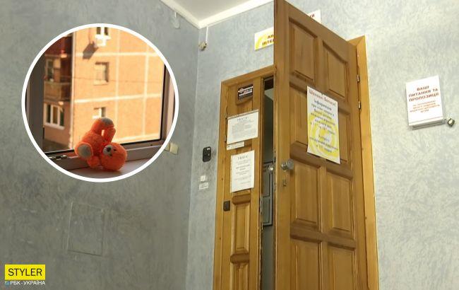 В Днепре 5-летняя девочка чудом выжила, выпав с шестого этажа: ни одного перелома
