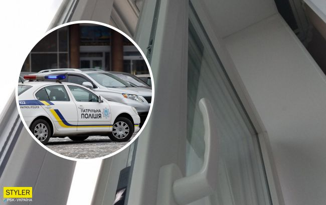 В Черновцах на антенне женщина обнаружила незнакомца: как он туда попал (видео)