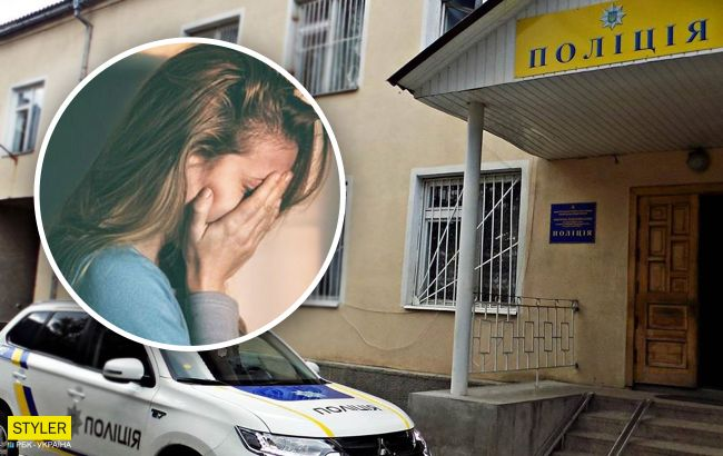 На Закарпатті дівчину побили у відділку поліції: деталі НП і відео